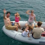 Nicola, Matteo, Ally & Loulou xxx – Surrey UK