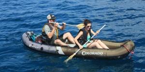 Pacific Wave Eco Friendly Sevylor Two Man Kayak