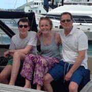 Robert, Megan & Robbie - Belfast, Northern Ireland