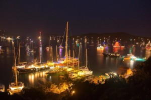 Christmas Eve Lighted Boat Parade
