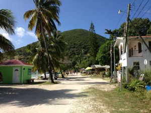 Main Street Great Harbour JVD British Virgin Islands
