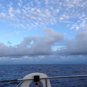 Sailing in the Grenadines on Pacific Wave