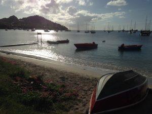 Tyrell Bay Carriacou a Grenada Grenadines Island