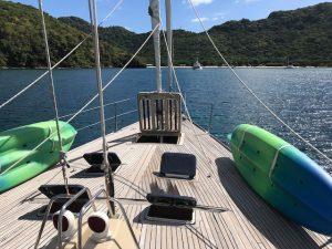 Pacific Wave Grenadines Yacht Charter Union Island