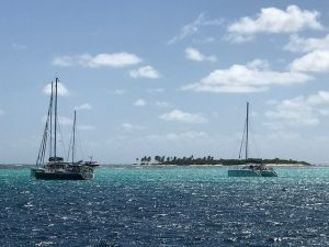 Pacific Wave Tobago Cays Grenadines Yacht Charter