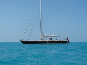 SY Pacific Wave BVI Crewed Yacht Charter