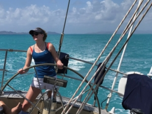 Spring Break Charter in the BVI on Pacific Wave